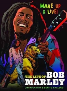 Bob Marley Graphic Novel, Paperback Book