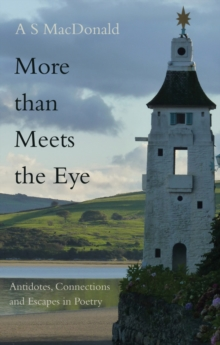 More than Meets the Eye : Antidotes, Connections and Escapes in Poetry, Paperback / softback Book