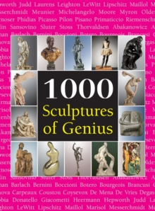 1000 Sculptures of Genius : The Book, PDF eBook