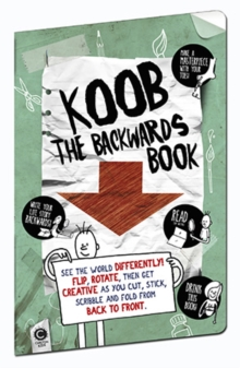 Koob the Backwards Book, Paperback Book