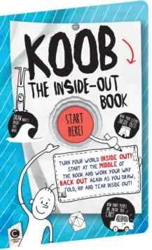 KOOB The Inside-Out Book, Paperback Book