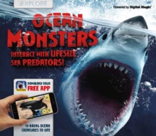 iExplore-Ocean Monsters (AR), Hardback Book
