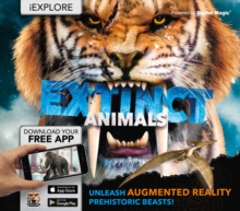 Iexplore - Extinct Animals, Hardback Book