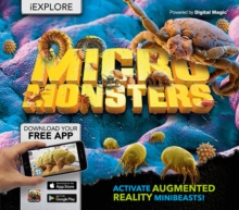 Iexplore - Micromonsters, Hardback Book