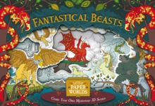 Little Paper Worlds - Fantastical Beasts, Mixed media product Book