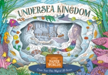 Little Paper Worlds: Undersea Kingdom, Mixed media product Book
