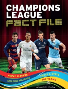 Champions League Fact File, Hardback Book