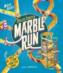 Master Builder - Roller Coaster Marble Run, Mixed media product Book