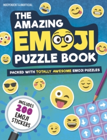 The Amazing Emoji Puzzle Book, Paperback / softback Book