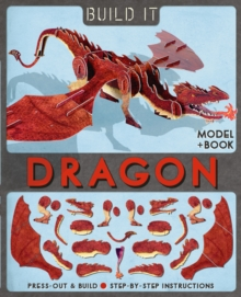 Build It: Dragon, Mixed media product Book