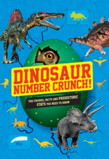 Dinosaur Number Crunch!, Paperback Book