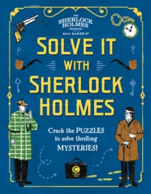 Solve It With Sherlock Holmes, Hardback Book