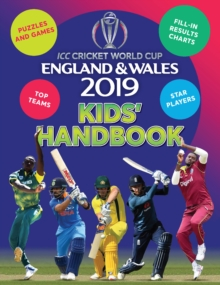 ICC Cricket World Cup 2019 Kids' Handbook, Paperback / softback Book