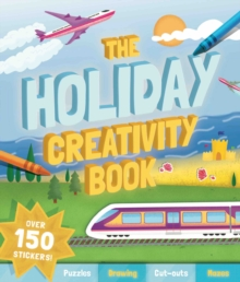 The Holiday Creativity Book, Paperback / softback Book