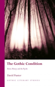 The Gothic Condition : Terror, History and the Psyche, Hardback Book