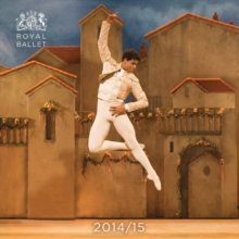 Royal Ballet Yearbook 2014-15, Paperback Book