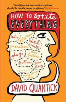 How to Write Everything, Paperback Book