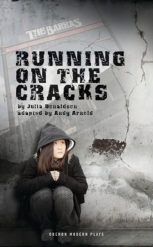 Running on the Cracks, Paperback Book