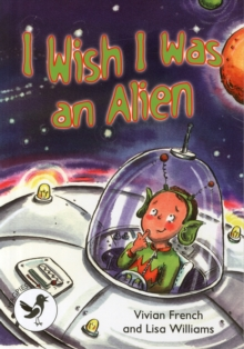 I Wish I Were and Alien, Paperback / softback Book