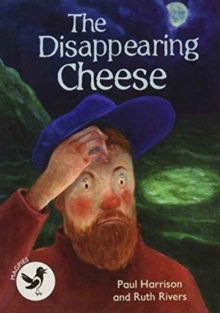 The Disappearing Cheese, Paperback Book