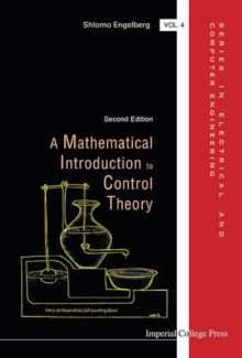 Mathematical Introduction To Control Theory, A, Hardback Book