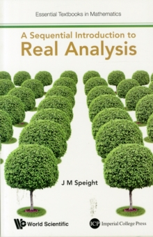 Sequential Introduction To Real Analysis, A, Paperback / softback Book