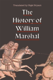 The History of William Marshal, Hardback Book