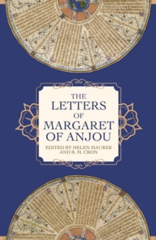 The Letters of Margaret of Anjou, Hardback Book