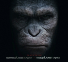 Planet of the Apes : The Art of the Films, Hardback Book