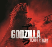 Godzilla - The Art of Destruction, Hardback Book