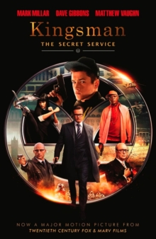 The Secret Service : Kingsman (movie tie-in cover), Paperback / softback Book