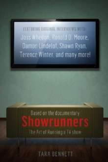 Showrunners : How to Run a Hit TV Show, Paperback / softback Book