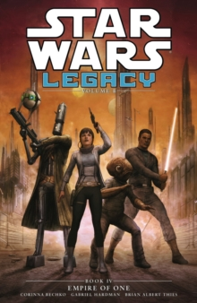 Star Wars Legacy - Empire of One : v.II, Bk.4, Paperback Book