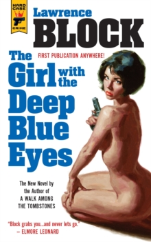 The Girl with the Deep Blue Eyes, Hardback Book
