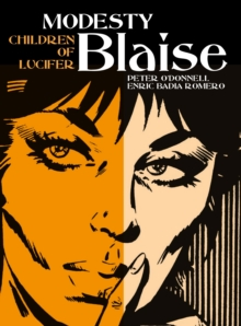 Modesty Blaise : Children of Lucifer, Paperback Book