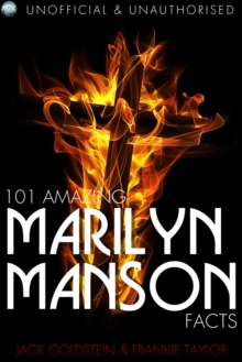 101 Amazing Marilyn Manson Facts, EPUB eBook