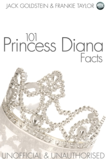 101 Princess Diana Facts, EPUB eBook