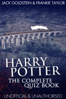 Harry Potter - The Complete Quiz Book, EPUB eBook