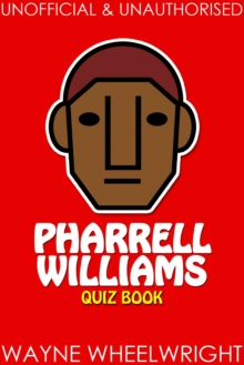 Pharrell Williams Quiz Book, EPUB eBook