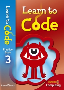 Learn to Code Practice Book 3, Paperback / softback Book