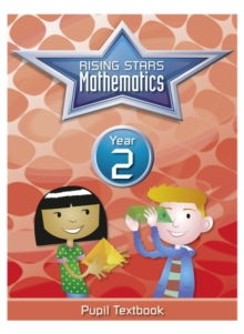 Rising Stars Mathematics Year 2 Textbook, Paperback / softback Book