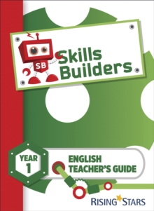 Skills Builders KS1 English Teacher's Guide Year 1, Paperback Book