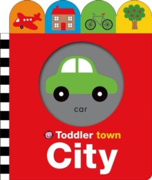 City, Board book Book