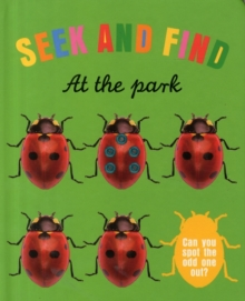 At the Park, Board book Book