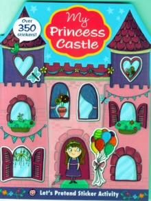 My Princess Castle, Paperback Book