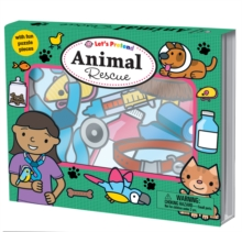 Animal Rescue : Let's Pretend Sets, Multiple copy pack Book