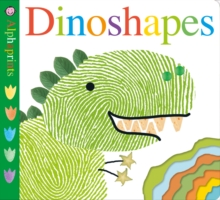 Dinoshapes, Board book Book