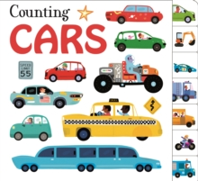 Counting Cars : Counting Collection, Board book Book