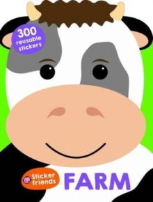 Farm : Sticker Friends, Paperback / softback Book