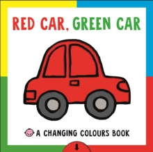 Red Car Green Car, Hardback Book